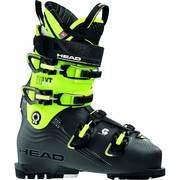 Head NEXO LYT 130 ski boots, Anthracite/yellow