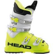 Head RAPTOR 50 HT ski boots, Yellow/white