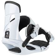 Head NX ONE snowboard bindings, White