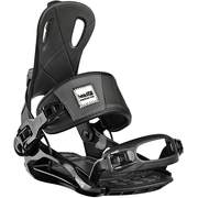 Head RX ONE snowboard bindings, Black