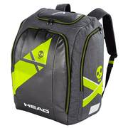 Head Rebels Racing Backpack L, Anthracite/yellow