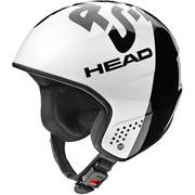 Head STIVOT RACE Carbon Rebels ski helmets, White/black