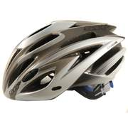 SH+ DARVER cycling helmets, Silver/champagne