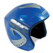 SH+ IRON ski helmets, Blue