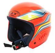 SH+ JET STREEM ski helmets, Metal/red