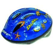SH+ LUCKY ski helmets, Blue
