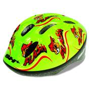 SH+ LUCKY ski helmets, Green