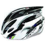 SH+ NATT cycling helmets, Black/white