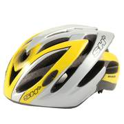 SH+ SPEEDY cycling helmets, Yellow/titanium