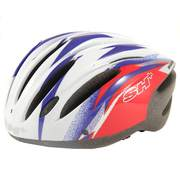 SH+ STREET cycling helmets, Red/white