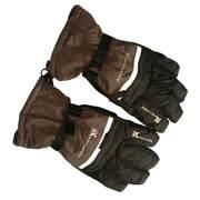 Explosiv UNISEX ski gloves, Black
