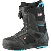 Head 500 4D BOA (+Coiler) snowboard boots, Black