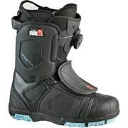 Head 550 4D BOA (+Coiler) snowboard boots, Black