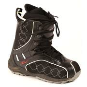Limited4You SNOWBOARD snowboard boots, Black
